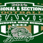 Sectional and Regional Championship Football T-Shirts on Sale!