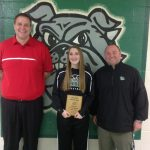 Alicia Whitney is Nichols Insurance Athlete of the Week!