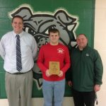 Dristin McCubbins is the Nichols Insurance Athlete of the Week!