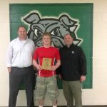 Garrison Lee is the Nichols Insurance Athlete of the Week!
