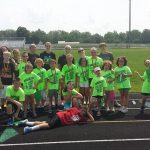 Monrovia Youth Running Camp 2015
