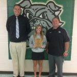 Daisy Bennett is this Week's Nichols Insurance Athlete of the Week!