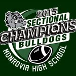 Football Sectional Championship Apparel on Sale!