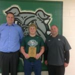 Garrison Lee is Nichols Insurance Athlete of the Week!