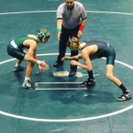 Monrovia High School Boys Varsity Wrestling finishes 11th place