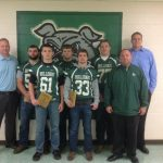 Offensive Line earns Nichols Insurance Athlete of the Week!