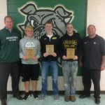 Football Trio earns Nichols Insurance Athlete of the Week!