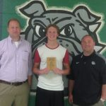 Jarred Baker is this Week's Nichols Insurance Athlete of the Week!