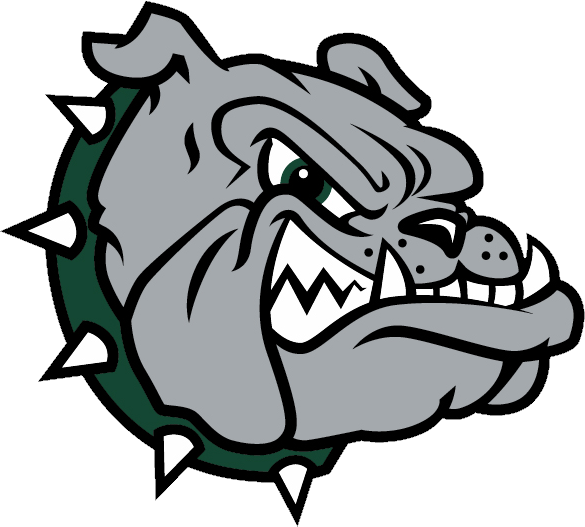 Pin by Chris Basten on Sports logos Bulldog mascot