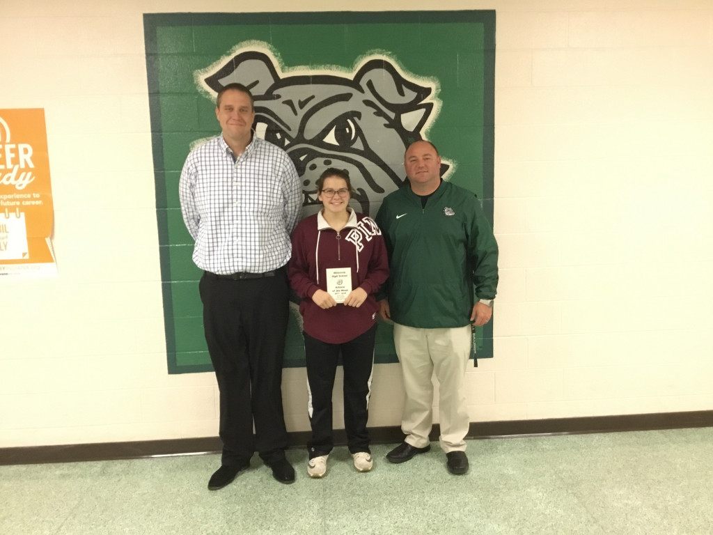 Makayla Swafford is Nichols Insurance Athlete of the Week!