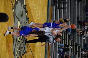 Girls Basketball Monrovia vs. Linton