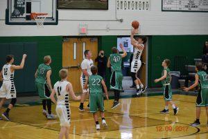 JV Boys Basketball vs. Cloverdale