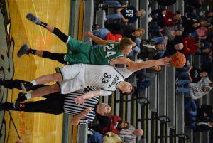 Boys Varsity Basketball vs. Cloverdale