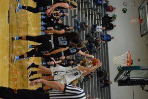 JV Girls Basketball vs. Cascade