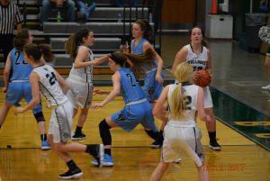 Varsity Girls Basketball vs. Cascade