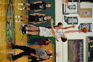 Varsity Boys Basketball vs. Clay City