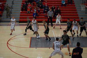 Varsity Boys Basketball vs. Southmont