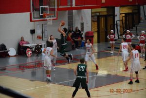 Junior Varsity Boys Basketball vs. Southmont