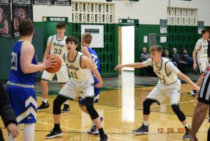 Boys Varsity Basketball vs. Brown County