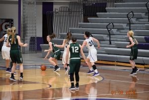 Varsity Girls Basketball @ Greencastle High School