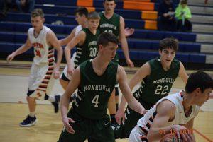 JV Boys Basketball vs. North Putnam