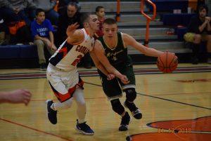 Varsity Boys Basketball vs. North Putnam