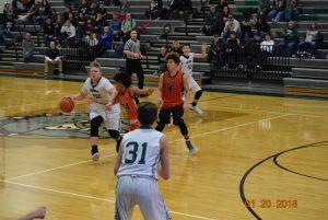 8th Boys Basketball – MICC Championship game vs Beech Grove