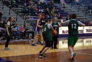 """2018 Unified """"Champions Together"""" game at Greencastle"""