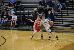 JV Boys Basketball vs Owen Valley  – Friday, February 9, 2018
