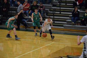JV Boys Basketball vs Triton Central  2-13-18