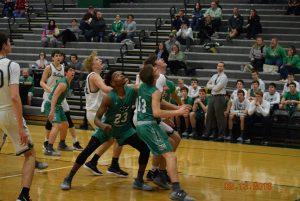 Varsity Basketball vs Triton  2-13-18