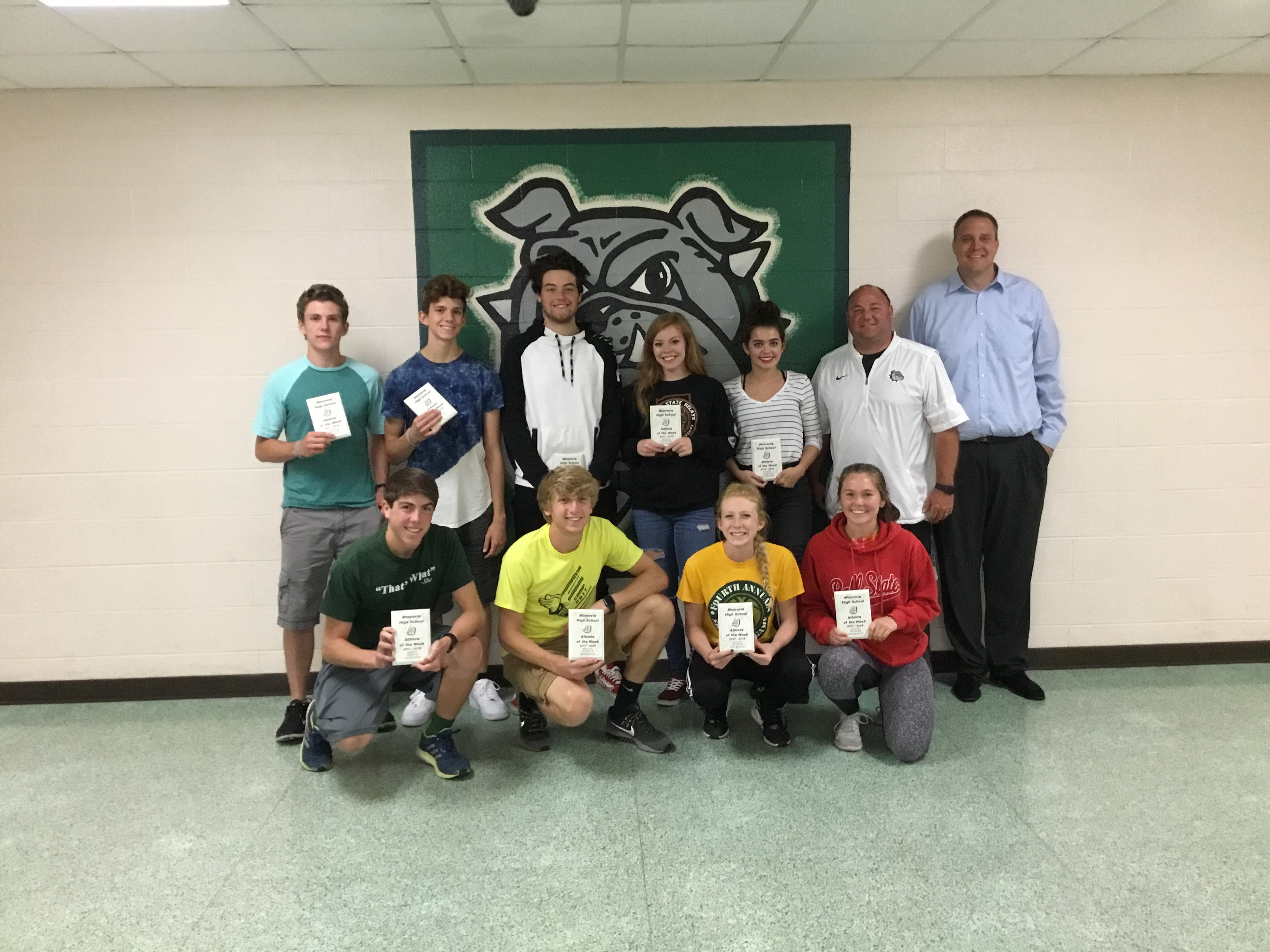 Nichols Insurance Athletes of the Week!