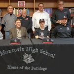 Patrick Danforth Signs with Grace College Baseball