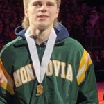 Congratulations Ben Dalton – IHSAA Wrestling 3rd Place – 113 lbs.