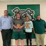 Athlete(s) of the Week B.Gaston & M.Caudill