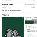Monrovia Sports Schedule Updates due to Weather? Get the App!!