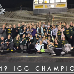 Girls Track Wins the ICC Championship!