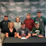 Ezra Wagner Signs to Play Baseball with Grace College