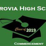 2019 Monrovia High School Graduation – Live Stream