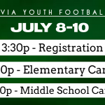 Monrovia Youth Football Camp – Next Week!