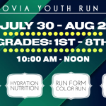 Monrovia Youth Run Camp (July 30 – Aug 2)