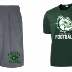 Purchase Monrovia Bulldogs Football Gear HERE