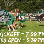 Football Friday – Monrovia vs. Edgewood Tonight!