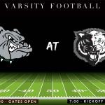 Football Friday Bulldogs at Triton Central Tonight – 7:00 PM