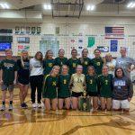 Varsity Volleyball Wins the Greenwood Invitational Tournament!!