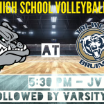 Bulldogs Volleyball (14-2) at Tri-West Tonight (5:30/6:30pm)