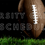 Varsity Football Rescheduled for Saturday @ 11:00 AM