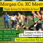 Morgan County Cross Country Meet – TONIGHT (in Camby)