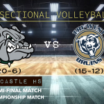 Volleyball Game Day – Sectional Semi-Finals: Monrovia (20-6) vs Tri-West (15-12) at Greencastle HS (11:00am)