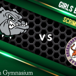 Game Day: Girls Basketball vs Greencastle Scrimmage at Home (11:00am)